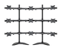 9 Monitor Stand (Dual Base)