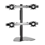 "Chief KTP440 | Quad LCD Multi-Monitor Stand (Supports up to 24"" LCDs)"