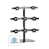 "SUPER PC | Eight LCD Multi-Monitor Stand (Supports 20"" LCDs & 24"" on Top level)"