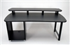 SUPER PC | 72 Max Rack Desk with Built-in Equipment Rack