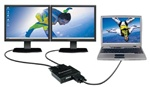 Matrox DualHead2Go | Dual Monitor Adapter (DVI & VGA Digital)
