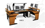 Tailored Encompass-2 Workstation (Accommodates 6-7 Monitors) E4853