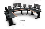 Surround Encompass-2 Workstation (Accommodates 10 Monitors) E4858