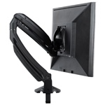 Chief K1D100 | KONTOUR Dynamic Desk Clamp Mount for a Single Monitor Display
