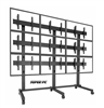 Chief FUSION 3 x 3 Micro-Adjustable Large Freestanding Video Wall Stand