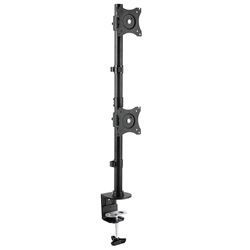 SUPER PC | Dual Monitor Vertical Desk Mount