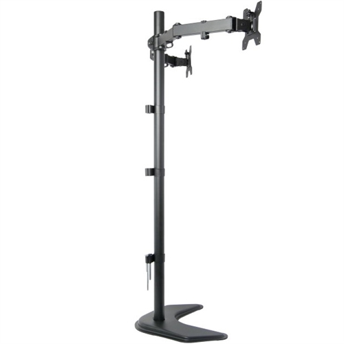 Super Pc Dual Monitor Extra Tall Desk Stand