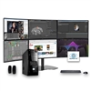 SUPER PC | Six Display Computer and Curved Hex Monitor Array | Complete Quad Core i7 System