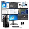 SUPER PC | Nine Display Computer and 9 x Curved Monitor Array | Complete Quad Core i7 System