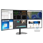 SUPER PC | Six Monitor Array with 6 x Curved Syncmaster LED Displays
