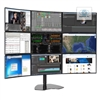 SUPER PC | Nine Monitor Array with 9 x Curved Syncmaster LED Displays