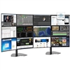 SUPER PC | Twelve Monitor Array with 12 x Curved Syncmaster LED Displays
