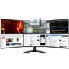SUPER PC | Six Monitor Array with 6 x DELL Ultra-Narrow Bezel LED Displays
