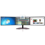 SUPER PC | Triple Monitor Array with Three Samsung Syncmaster LED Displays