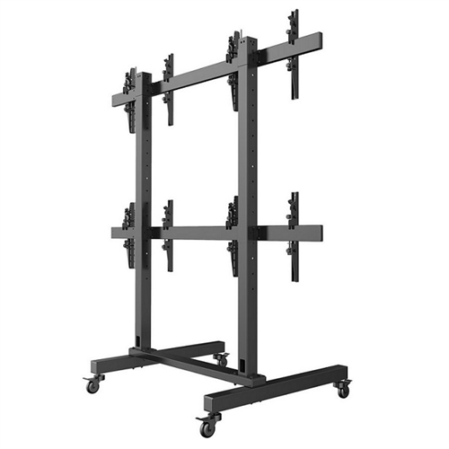 Super Pc 2x2 Videowall Mount Floor Stand For Large