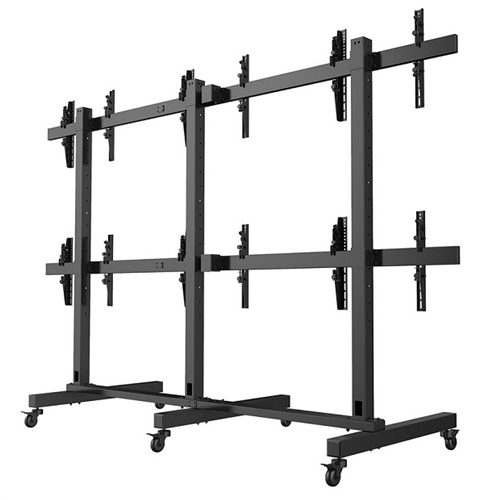 Super Pc 3x2 Videowall Mount Floor Stand For Large