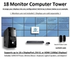 SUPER PC | 18 Monitor Mid-Tower | 4th Gen Intel Core i7 Quadcore CPU