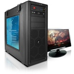SUPER PC | Corsair Vengeance C70 Crossfire Gaming Desktop | Supports up to 4 Screens! Gun Metal Black