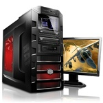 SUPER PC | CoolerMaster HAF 922 Crossfire Gaming Computer | Support up to 4 Screens!