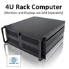 SUPER PC | Eight Monitor 4U Rackmount | 7th Gen Intel Core i7 Eight Core CPU