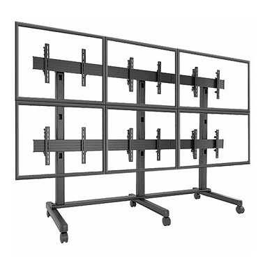 Super Pc Six Display Video Wall Configurator Complete