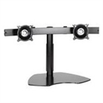 Chief KTP220 | Dual LCD Multi-Monitor Desk Stand (Supports up to 24 inch Displays)