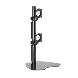 Chief KTP230 | Dual LCD Vertical Multi-Monitor Stand | Supports up to 30 inch LCDs