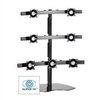 "SUPER-PC | Seven LCD Multi-Monitor Stand (Supports up to 20"" LCDs & 24"" on top)"