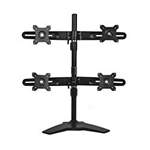 Planar 997-5602-00 Quad Monitor Stand for Four LCD Displays