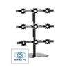 "SUPER-PC | Nine LCD Multi-Monitor Stand (Supports up to 20"" LCDs)"