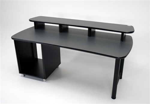 Super Pc 72 Max Rack Desk With Built In Equipment Rack