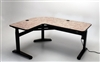 SUPER PC | Ergo L Height Adjustable L-Shaped Desk