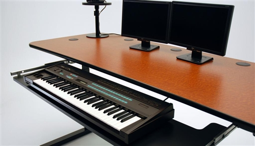 Super Pc Ergo Music Height Adjustable Music Production Desk