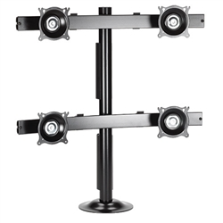 SUPER PC | Quad Monitor Grommet Mount