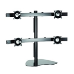 Chief KTP445 | Quad LCD Multi-Monitor Stand