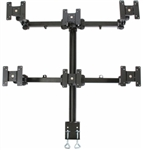 MonMount LCD-2000 Hex Monitor Mount