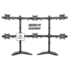 SUPER PC | 6 Monitor Desk Stand | Dual Base