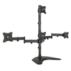 SUPER PC | Quad Monitor Desk Stand Single Base
