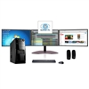 SUPER PC | Triple Monitor Computer and Three LED Display Array | Complete Six Core i7 System