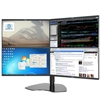 SUPER PC | Quad Monitor 2x2 Array with Four DELL Ultra-Narrow Bezel LED Displays