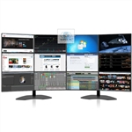 SUPER PC | Twelve Monitor Array with 12 x Samsung Syncmaster LED Displays