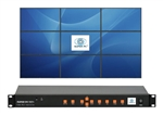 SUPER PC | 9 SCREEN VIDEO WALL CONTROLLER