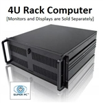 SUPER PC | Quad Monitor 4U Rackmount | 5th Gen Intel Core i7 Six Core CPU