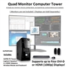 SUPER PC | Quad Monitor Mid-Tower | 5th Gen Intel Core i7 Six Core CPU