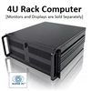 SUPER PC | 24 Monitor 4U Rackmount | 5th Gen Intel Core i7 Six Core CPU