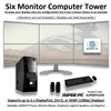 SUPER PC | Six Display Mid-Tower | 5th Gen Intel Core i7 Six Core CPU