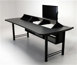 SUPER PC | Transform Console Desk with rackmount bays